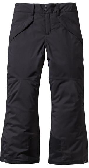 Patagonia Boys' Insulated Snowshot Pants Black
